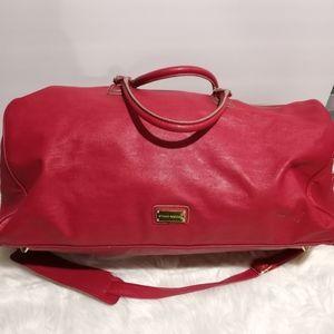 Stave Madden large weekender bag